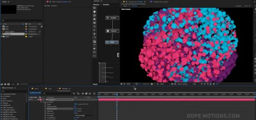 maxresdefault 9 4 520x245 - 三维粒子徽标动画After Effects Tutorial 3D Particles Logo Animation in After Effects