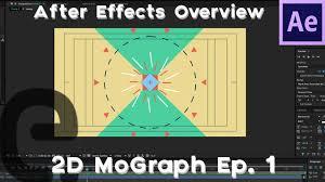5 - 基本二维运动图形After Effects Basic 2D Motion Graphics Tutorial  Episode 1 (Overview)