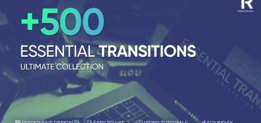 1085bdade3d75d 520x245 - 500+Transitions工具包基本转场集合视频动画合成元素过渡含音效-AE模板下载