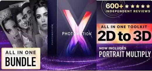 132 3 520x245 - 制作照片动态图视觉效果影像肖像风景图片转3D摄像机运动动画-AE模板下载