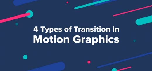 1 bYtJm 5Vb0TFy15o2GHnog 520x245 - 运动图形中的4种过渡类型