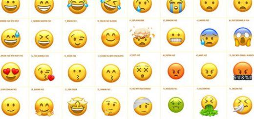 Animated Emoji  520x245 - 102个有趣的社交媒体动画表情包带Alpha透明通道附加AE工程文件下载