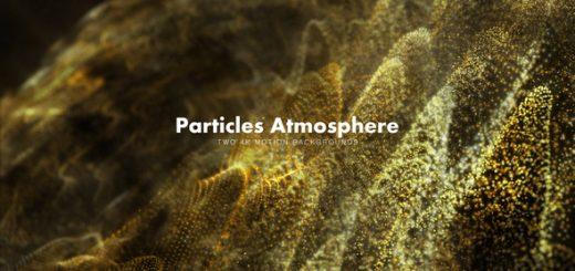 Particles Atmosphere Yellow Vol 2 Large Preview 520x245 - 4K视频素材柔和迷人粒子景观黄金色调烟雾氛围光线闪烁景深缓慢变焦效果