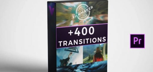 Premiere Pro Transitions DOWNLOAD 520x245 - PR模板-400种缩放模糊干扰透视旋转抖动扭曲拉伸无缝视频转场预设
