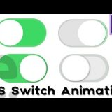 hqdefault 1 160x160 - iOS 7 8开关控制动画智能手机iPhone用户界面iOS 7  8 Switch Control Animation  Smartphone iPhone UI After Effects Tutorial