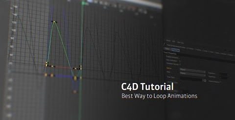 hqdefault 4 480x245 - c4d教程循环动画的最佳方法C4D Tutorial Best Way to Loop Animations