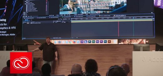 maxresdefault 1 8 520x245 - 运动图形特效After Effects for Motion Graphics  VFX (NAB Show 2017)  Adobe Creative Cloud