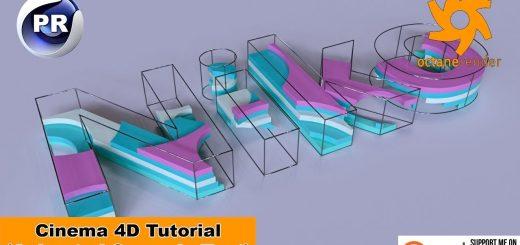 maxresdefault 11 3 520x245 - 动画层叠文本Animated Cascade Text (Cinema 4D Tutorial)