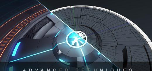maxresdefault 13 1 520x245 - Cinema 4D Tutorial - Futuristic Neon Intro (Part 1)