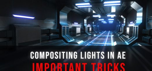maxresdefault 14 1 520x245 - Compositing Lights - Broadcast Design Tutorial (After Effects  Cinema 4D)