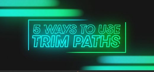 maxresdefault 18 2 520x245 - 使用修剪路径设置动画的5种方法5 Ways to Animate with Trim Paths in After Effects  PremiumBeatcom