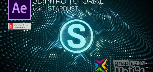 maxresdefault 20 520x245 - Stardust 3D Intro - After Effects Tutorial