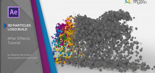 maxresdefault 26 520x245 - After Effects教程免费模板-三维粒子徽标显示After Effects Tutorial  Free Template - 3D Particles Logo Reveal