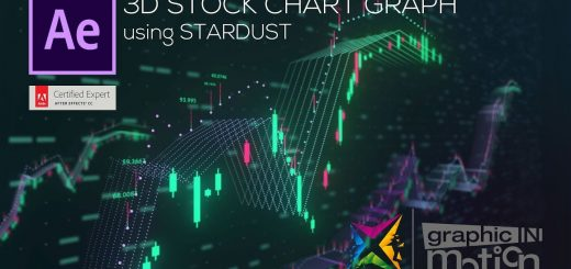 maxresdefault 28 520x245 - 使用星尘的股价图动画Stock Chart Animation using Stardust - After Effects Tutorial