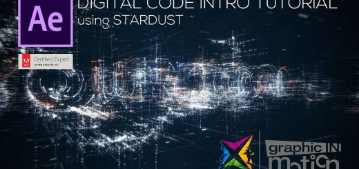 maxresdefault 30 520x245 - 使用星尘的数字代码介绍Digital Code Intro using STARDUST- After Effects Tutorial