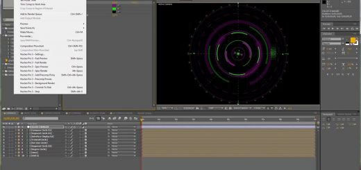 maxresdefault 4 1 520x245 - 循环HUD元素Looping HUD elements - After Effects Tutorial