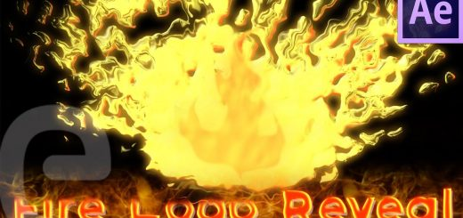 maxresdefault 41 520x245 - 消防标志展示(平火效果)Fire Logo Reveal (Flat Fire Effect)  Motion Graphics After Effects Tutorial