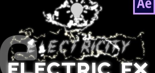 maxresdefault 44 520x245 - 闪电特效Electricity Arcs Flash FX  Motion Graphics After Effects Tutorial