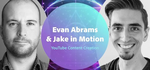 maxresdefault 6 3 520x245 - 跟国外大佬一起做视频设计Live YouTube Content Creation with Evan Abrams  Jake in Motion - 1 of 3