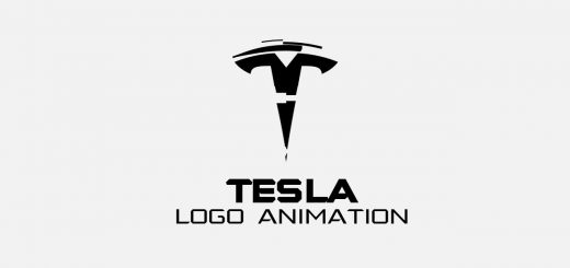 maxresdefault 6 520x245 - AE教程-特斯拉标志Tesla logo animation tutorial