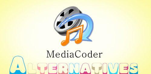 mediacoder alternative 499x245 - 影音格式转换软件MediaCoder