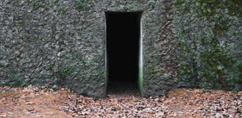 qw 5 - WAV音效素材下载沙坑深处小房间走廊生锈的旧水管安静深沉环境音效