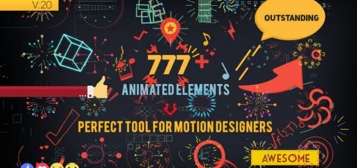 qw 6 520x245 - 动画元素Animated Elements Shapes 2