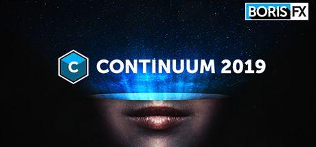 BFXCH - Ae/Pr视觉特效+转场BCC插件包Boris Continuum 2019 v12.5.1 Win
