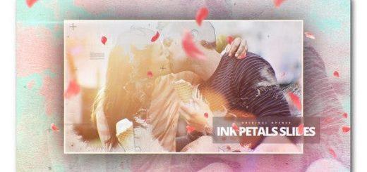 Ink Petals Slides Opener 1920x1080 520x245 - AE模板-墨水花瓣开场
