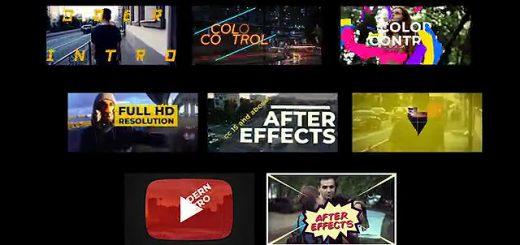 preview.mp4 20190927 195045.885 520x245 - AE模板-现代时尚动感城市宣传片视频包装