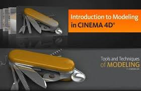 Introduction to Modeling in CINEMA 4D