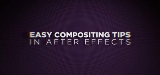 520x245 - After Effects中具有专业外观标题的轻松合成技巧