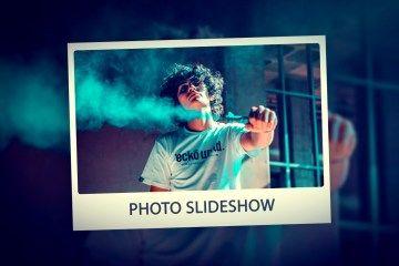 Photo Slideshow After Effects 2 - AE教程-三维照片幻灯片动画