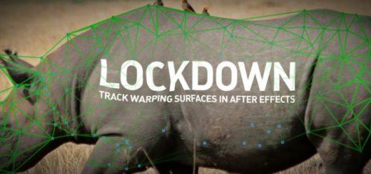 lckdn box 520x245 - AE插件-物体表面跟踪特效合成高级工具Lockdown 1.0.0 Win