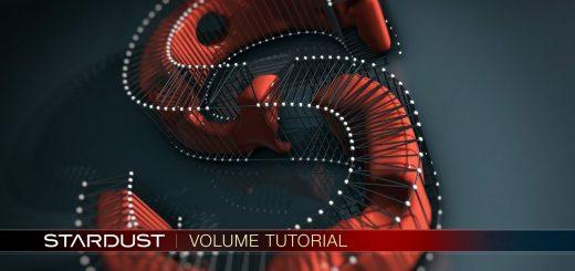 Stardust 3D Volume