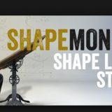 Aescripts ShapeMonkey Full crack 160x160 - AE脚本-MG图形变化动画工具 ShapeMonkey 1.02 + 视频教程