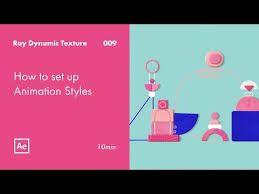 Ray Dynamic Texture